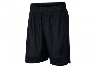 NIKE AIR JORDAN DRI-FIT GAME SHORTS BLACK