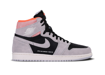 hot sale online 6ceea abc23 Product NIKE AIR JORDAN 1 RETRO HIGH OG BLACK SIDE OF THE YIN YANG PACK BG  (SMALLER SIZE) is no longer available. Check out other offers products