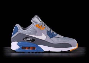 NIKE AIR MAX 90 ESSENTIAL WOLF GREY