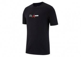 NIKE AIR JORDAN THE MAN TEE BLACK