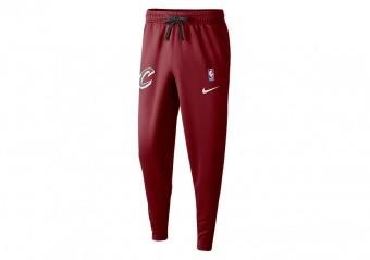 NIKE NBA CLEVELAND CAVALIERS SPOTLIGHT PANTS TEAM RED