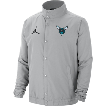 AIR JORDAN NBA CHARLOTTE HORNETS CITY EDITION LIGHTWEIGHT JACKET