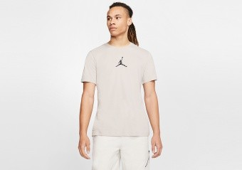 NIKE AIR JORDAN JUMPMAN CREW TEE MOON PARTICLE