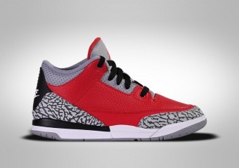 NIKE AIR JORDAN 3 RETRO SE PS RED CEMENT