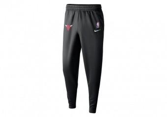 NIKE NBA CHICAGO BULLS SPOTLIGHT PANTS BLACK