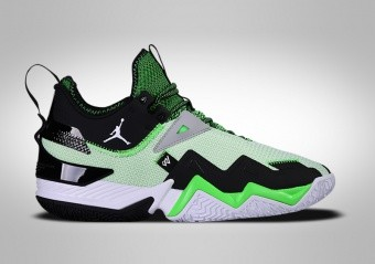NIKE AIR JORDAN WESTBROOK ONE TAKE ELECTRIC GREEN