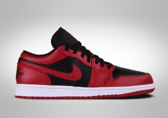 NIKE AIR JORDAN 1 RETRO LOW BRED