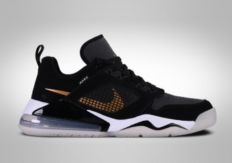 NIKE AIR JORDAN MARS 270 LOW BLACK METALLIC GOLD