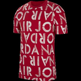 JORDAN BRAND PRINTED CREW TEE