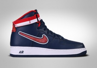 NIKE AIR FORCE 1 HIGH '07 LV8 NBA SPORT PACK DREAM TEAM