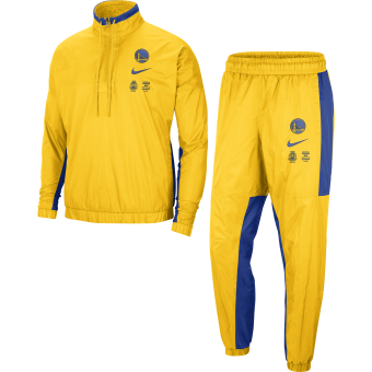 NIKE GOLDEN STATE WARRIORS COURTSIDE TRACKSUIT