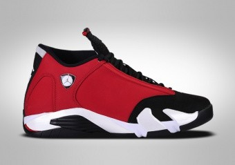 NIKE AIR JORDAN 14 RETRO GYM RED TORO