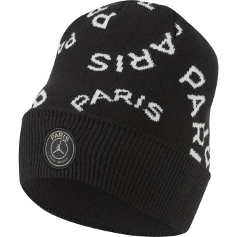 JORDAN PSG PARIS SAINT-GERMAIN CUFFED BEANIE