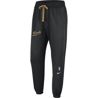 NIKE NBA TORONTO RAPTORS SHOWTIME CITY EDITION THERMA FLEX PANTS