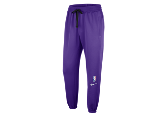 NIKE LOS ANGELES LAKERS THERMA FLEX SHOWTIME PANTS