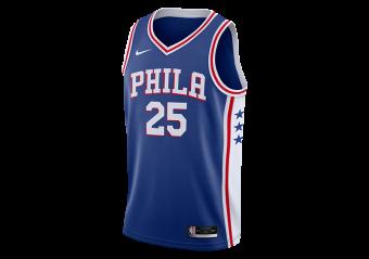 NIKE NBA PHILADELPHIA 76ERS BEN SIMMONS ICON EDITION JERSEY