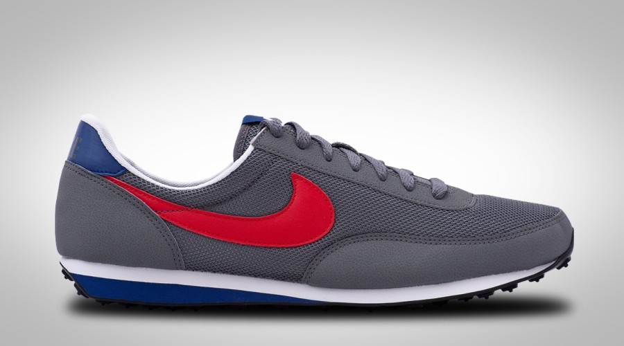 NIKE RETRO ELITE RUNNER COOL GREY ROYAL BLUE