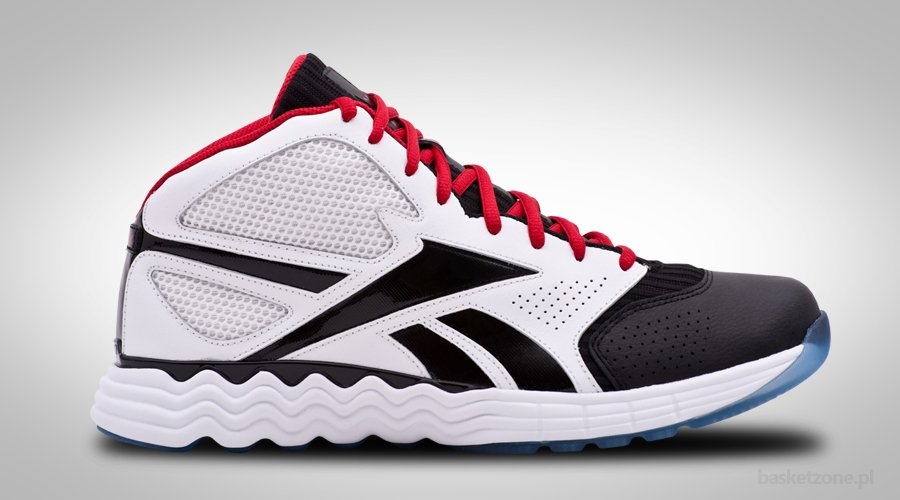 REEBOK THERMALVIBE 1.5 WHITE BLACK RED ICE