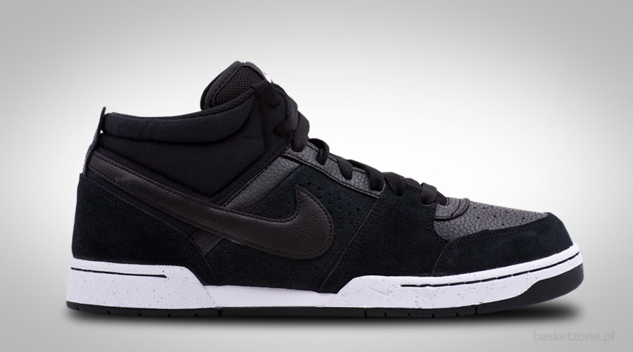 NIKE 6.0 RENZO II MID DIRTY BLACK