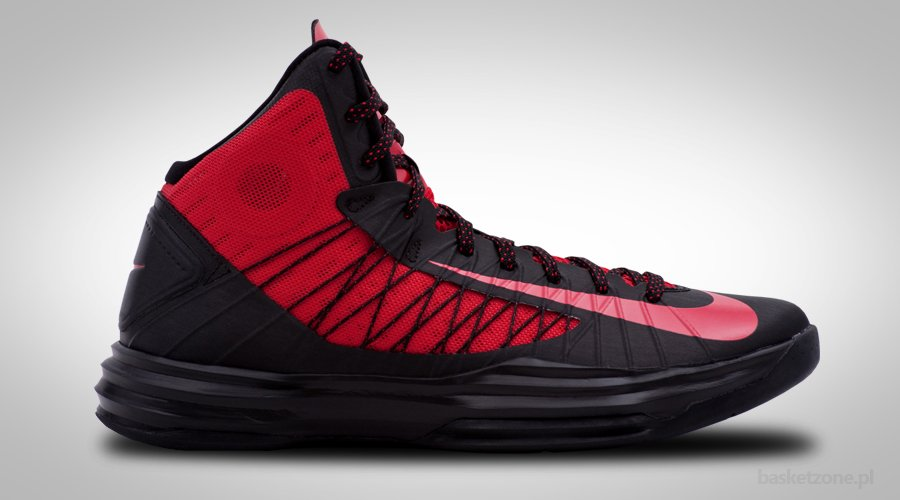 NIKE LUNAR HYPERDUNK 2012 MIAMI HEAT AWAY