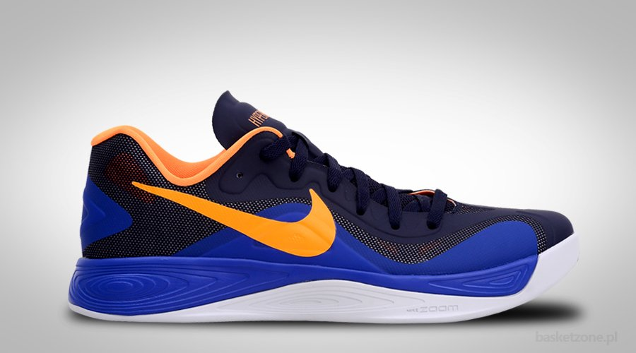 NIKE ZOOM HYPERFUSE 2012 LOW KNICKS AWAY