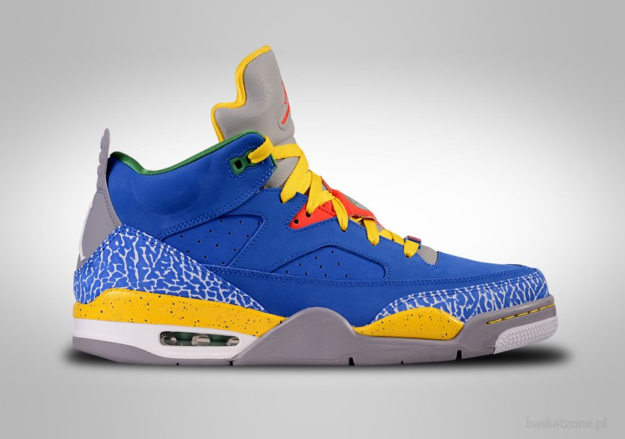NIKE AIR JORDAN SON OF LOW DTRT DO THE RIGHT THING