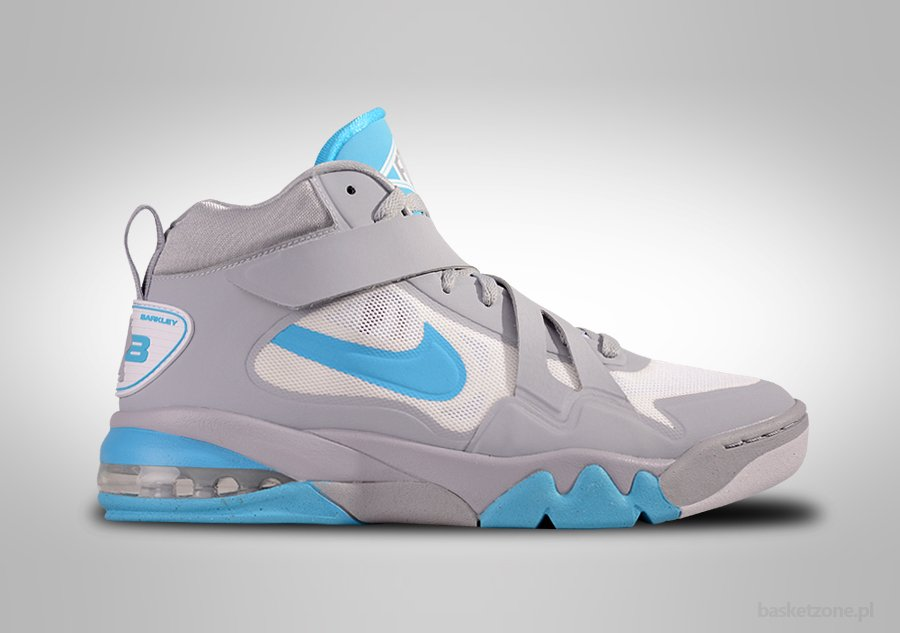 NIKE AIR FORCE MAX CB 2 HYPERFUSE GAMMA BLUE CHARLES BARKLEY