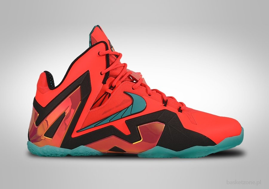 NIKE LEBRON XI ELITE SUPER HERO PACK