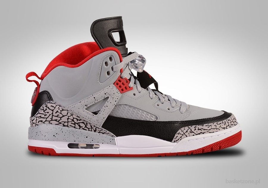 the best attitude e4494 a7503 ... new arrivals nike air jordan spizike wolf grey gym red cement 8b331  3e057