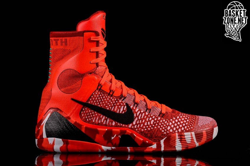 NIKE KOBE 9 ELITE CHRISTMAS price S$277.50 | Basketzone.net
