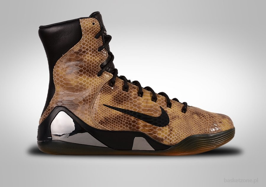 sports shoes 34c3c 15752 NIKE KOBE 9 HIGH EXT QS SNAKESKIN