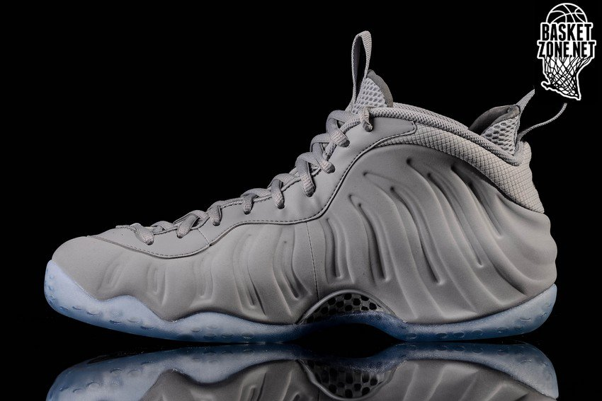 c42fb13db31 NIKE AIR FOAMPOSITE ONE PRM WOLF GREY SUEDE price €232.50 ...