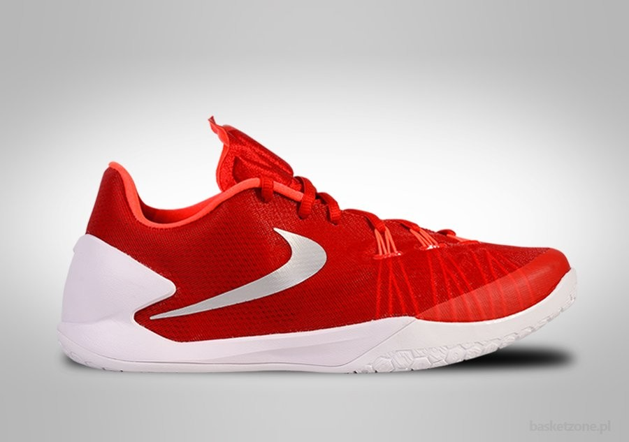 NIKE ZOOM HYPERCHASE ROCKETS RED JAMES HARDEN