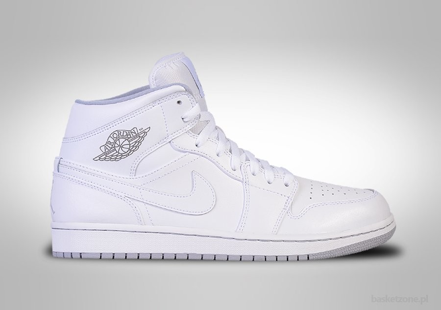ee1450c66670 ... NIKE AIR JORDAN 1 RETRO MID WHITE WOLF GREY BG (SMALLER SIZEs) ...