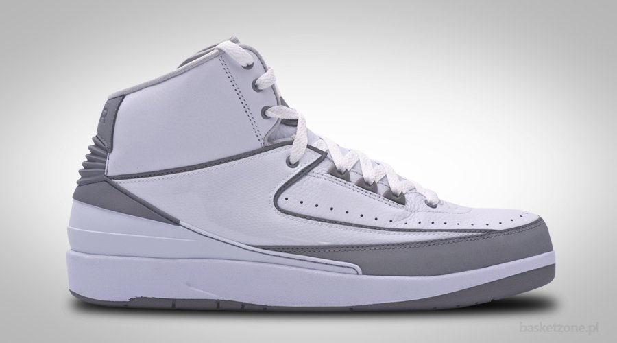 NIKE AIR JORDAN 2 / II RETRO - MICHAEL JORDAN